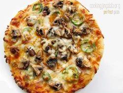 Veg Mushroom Pizza