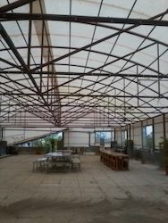 FRP Industrial Shed Fabrication