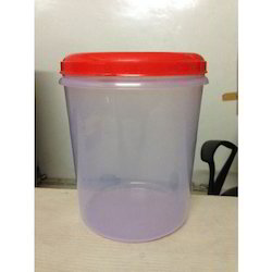Clear Plastic Container 500ml to 10000ml