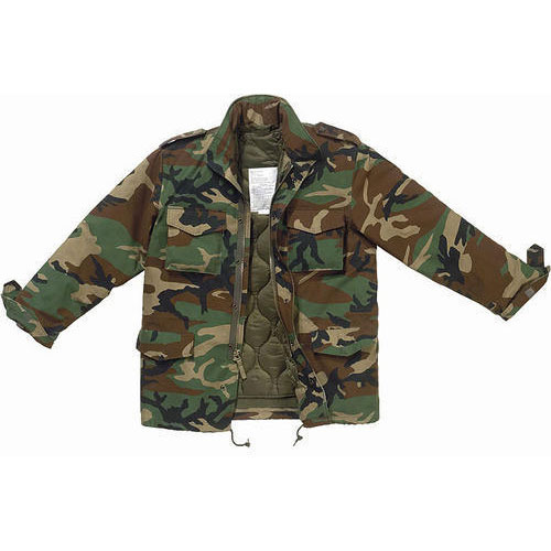 bbbee2c8adcac Camouflage Military Jacket at Rs 950  piece