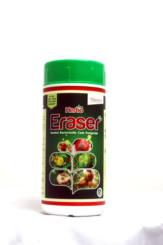 Herbo Eraser (Herbal Bactericide Cum Fungicide), Packaging Type: Plastic Bottle