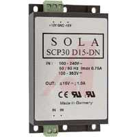SCD Series, Encapsulated, Industrial DC to DC Converter