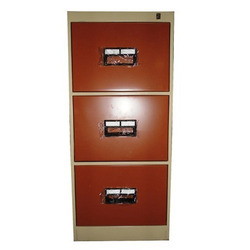 Plastic Handle 3 Drawer Vertical Filling Cabinet