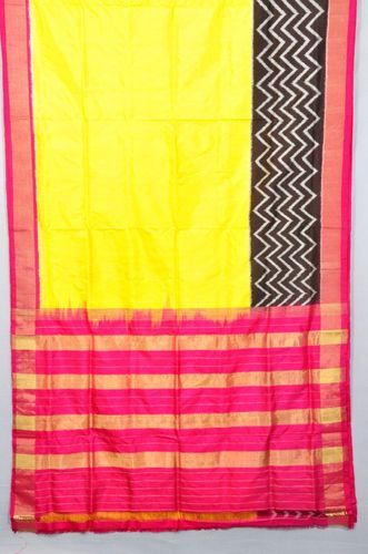 aa2dd6278f Fancy Pochampally Ikkat Silk Sarees at Rs 2600 /piece(s ...