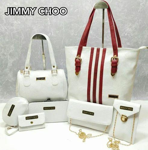 22ce54a9f2f Zara White Ladies Combo Bag