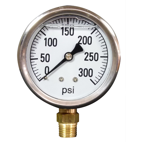 GAUGES & INSTRUMENTATION - Pressure Gauge Exporter from Mumbai