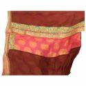 Banarasi Fabric Half Sarees
