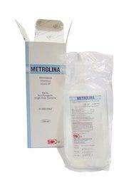 METROLINA Metronidazole Intravenous Infusion BP