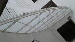 Polycarbonate Roof Canopy