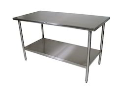 Stainless Steel Laboratory Work Bench