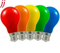LED Color Bulb, 9wt