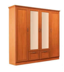 Bedroom Wardrobe In Mumbai India Indiamart