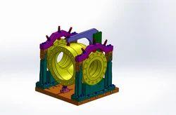 CNC Drilling Fixture