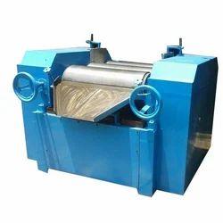 Hasan Engineering Triple Roll Machine, 1-2 Hp