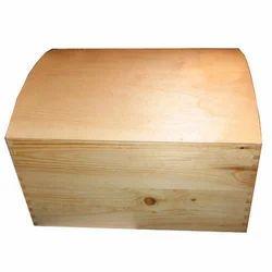 Pinewood Packaging Box