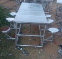 SS 6 Seater Dining Tables