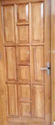 Custom Teak Wood Door
