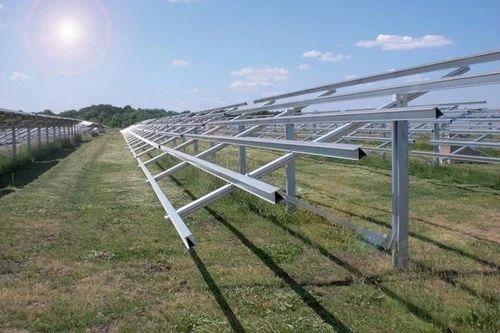 Aluminium Solar Mounting Structure At Rs 4 Watt