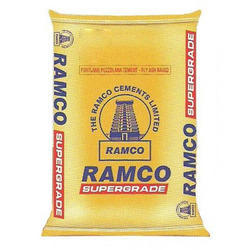 Ramco Cement, Grade: PPC, Packing Size: 50 Kg
