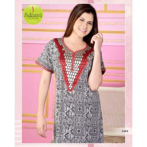 c3689b0ba0 Ladies Nightwear - Ladies Bhopali Nightwear Manufacturer from Mumbai