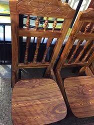 Taek Wood Chairs