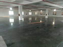 Ware House Laser Screed Flooring