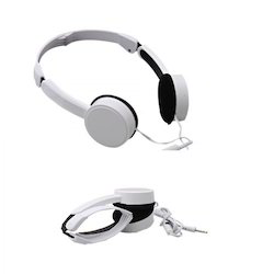 Ultra Folding Headphone with Mic
