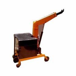G Model Hydraulic Floor Crane