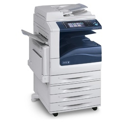 Xerox 7545 Photocopier Machine