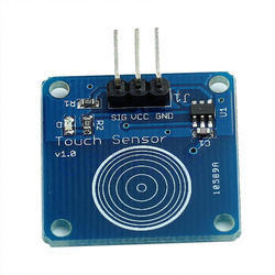 TTP223B Digital Touch Sensor Module