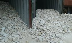 Grade A White Potash Feldspar Rock, Packaging Type: Box