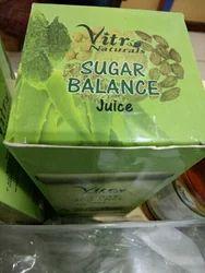Vitra Natural Sugar Balance Juice