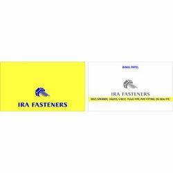 Company Visiting Card Printing Services