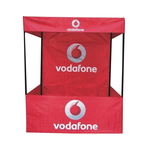 Printed Vodafone Canopy