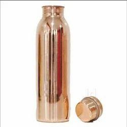 Jointless water Copper bottle