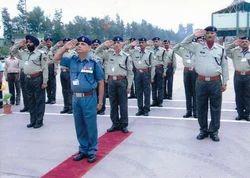 Jungle Battalion / Commandoes Security Services
