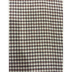 Cashmilon Check Fabric