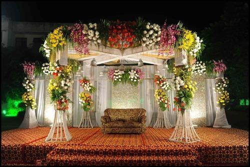 Wedding flower decoration services in rohini delhi bollywood cater wedding flower decoration services junglespirit Images