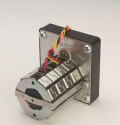 Unipolar Stepper Motor Rectangular Gearbox