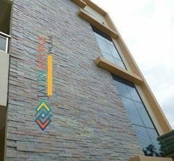 Stacked Stone External Cladding