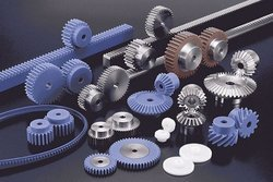 Plastic Gears Customize Products