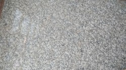 Polished Thick Slab P White Granite, For Countertops, Thickness: 18 mm