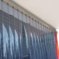 Something Curtain strip vinyl theme