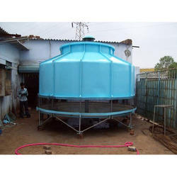 Basin Cooling Tower