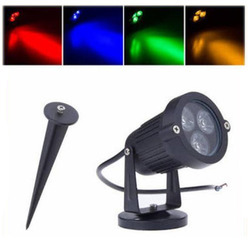 Electric LED Spike Light
