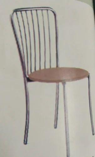 Steel Restaurant Chair, For Restaurants
