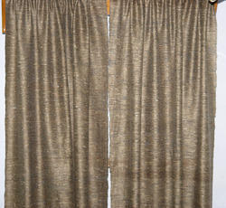 Silk Curtain