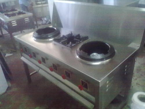 LPG Commercial Gas Stove