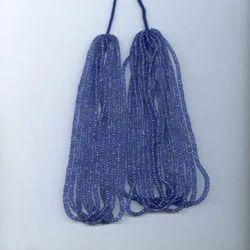 Tanzanite Round Beads