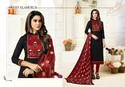 Mumbai slub Cotton Salwar suits